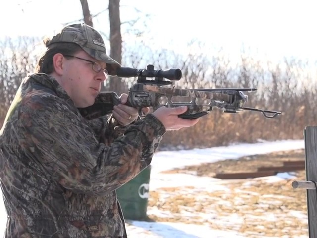 SA Sports® 175 - lb. Fever Crossbow Package - image 9 from the video