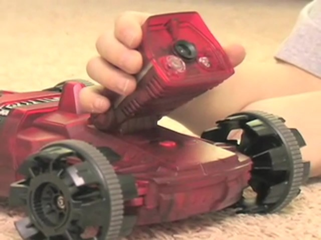 Wild Planet® Spy Gear Radio - controlled Video Car - image 3 from the video