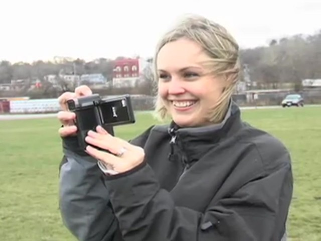 High - Definition 11 - megapixel Digital Video Camcorder - image 1 from the video