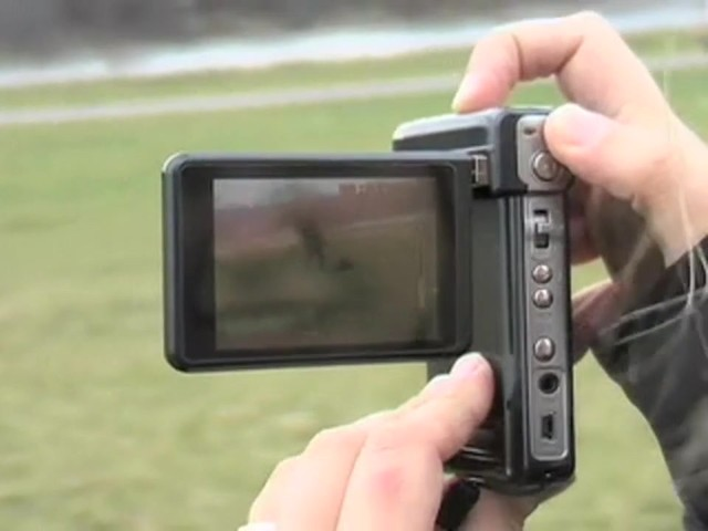 High - Definition 11 - megapixel Digital Video Camcorder - image 5 from the video