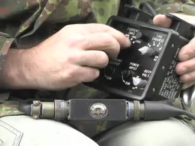 New U.S. Military - issue Power Supply Assembly - image 8 from the video