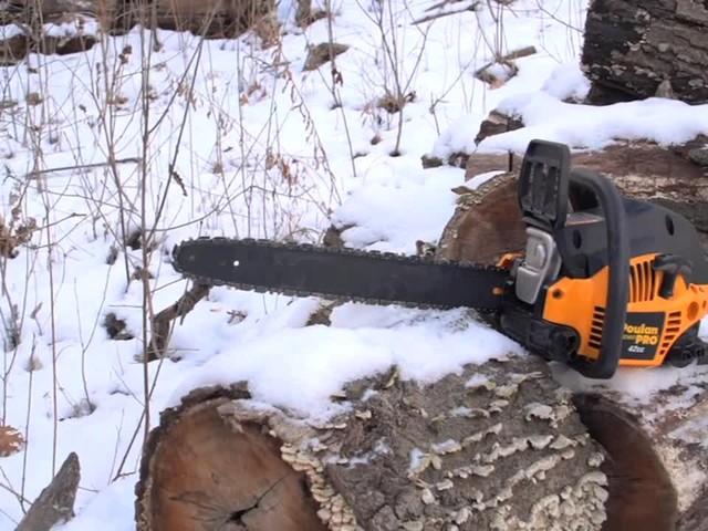 poulan 220 pro 38cc chainsaw manual