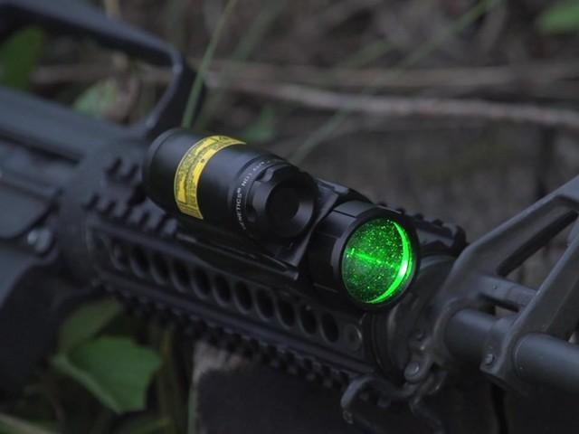 Laser Genetics® AR - 15 Laser Designator - image 2 from the video
