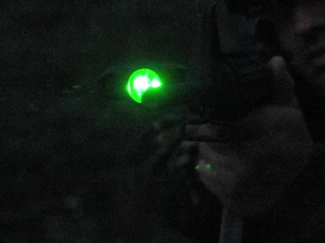 Laser Genetics® AR - 15 Laser Designator - image 3 from the video