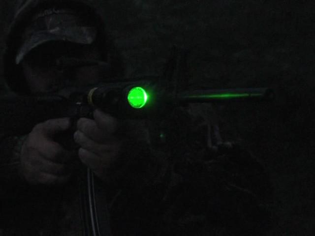 Laser Genetics® AR - 15 Laser Designator - image 8 from the video