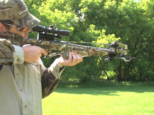 Ten Point Titan Xtreme Crossbow Kit - image 1 from the video