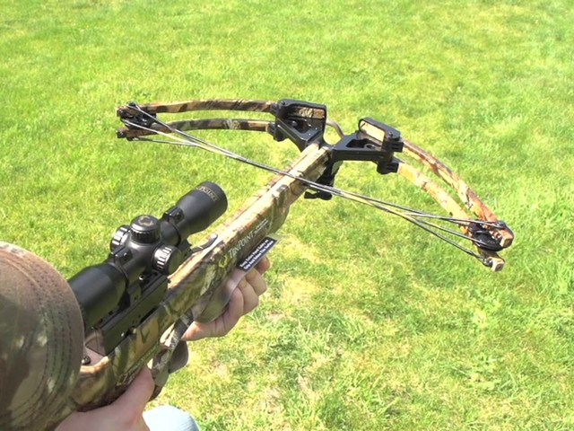 Ten Point Titan Xtreme Crossbow Kit - image 2 from the video