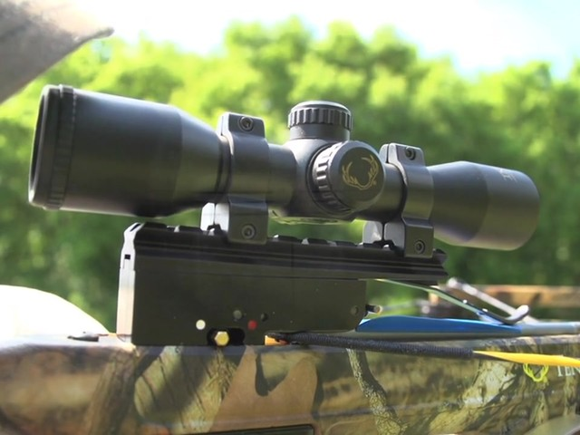 Ten Point Titan Xtreme Crossbow Kit - image 5 from the video