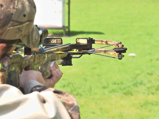 Ten Point Titan Xtreme Crossbow Kit - image 9 from the video