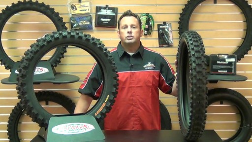 Kenda K785 Millville II Dirt Bike Tire Review - image 2 from the video