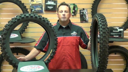 Kenda K785 Millville II Dirt Bike Tire Review - image 3 from the video