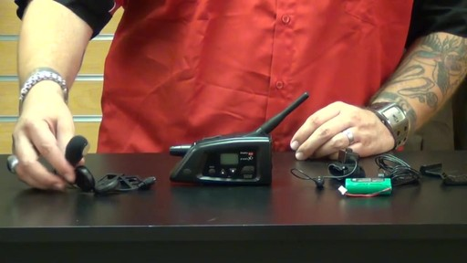 ChatterBox FRS-X2 Communicator Kit Review - image 7 from the video