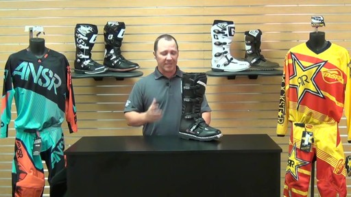 Answer Racing Fazer Motorcycle Boots Review - image 1 from the video