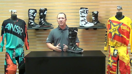 Answer Racing Fazer Motorcycle Boots Review - image 2 from the video