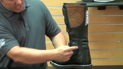 Answer Racing Fazer Motorcycle Boots Review - image 3 from the video