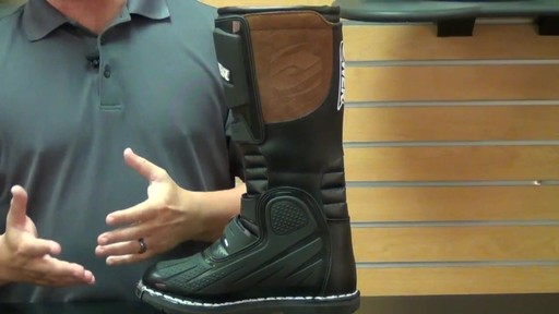 Answer Racing Fazer Motorcycle Boots Review - image 5 from the video