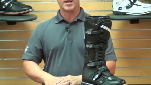 Answer Racing Fazer Motorcycle Boots Review - image 9 from the video