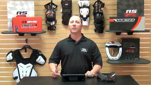 EVS Sports R3 Race Collar Review - image 1 from the video