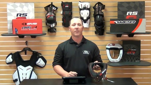 EVS Sports R3 Race Collar Review - image 10 from the video