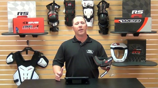 EVS Sports R3 Race Collar Review - image 2 from the video