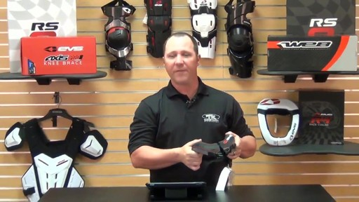 EVS Sports R3 Race Collar Review - image 5 from the video