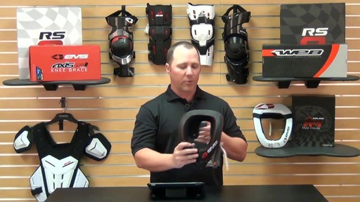 EVS Sports R3 Race Collar Review - image 7 from the video