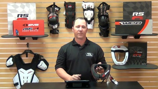 EVS Sports R3 Race Collar Review - image 9 from the video