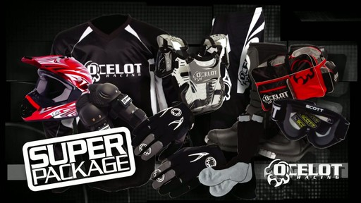 Ocelot Ride Super Package Off Road Gear Deal Review - image 3 from the video