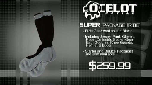 Ocelot Ride Super Package Off Road Gear Deal Review - image 7 from the video