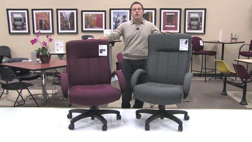 OFM_High Back Big and Tall Executive Office Chair
