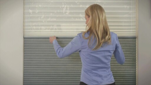 Blinds.com Signature Cell Shade with Cordless Trilight Day/Night Option - image 4 from the video
