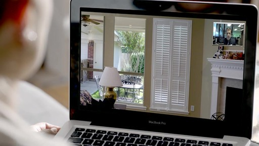 Face 2 Face -  Online Video Design Consultation from Blinds.com - image 8 from the video