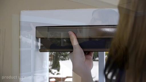 instafit cordless honeycomb shade cellular shades product spotlight how to. Black Bedroom Furniture Sets. Home Design Ideas