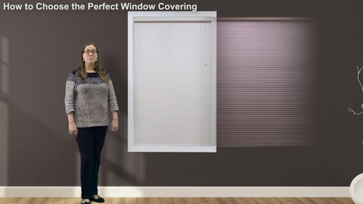 How to Choose the Perfect Window Covering - image 2 from the video
