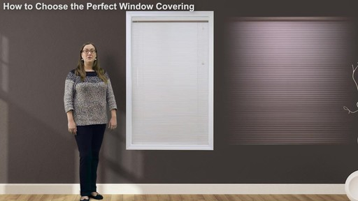 How to Choose the Perfect Window Covering - image 5 from the video
