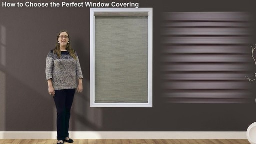How to Choose the Perfect Window Covering - image 8 from the video