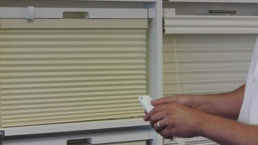 How To Set The Top And Bottom Limits Motorized Cellular Shade Cellular Shades