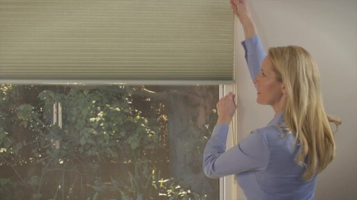 Blinds.com Signature Cell Shade with Continuous Cord Loop Lift - image 8 from the video