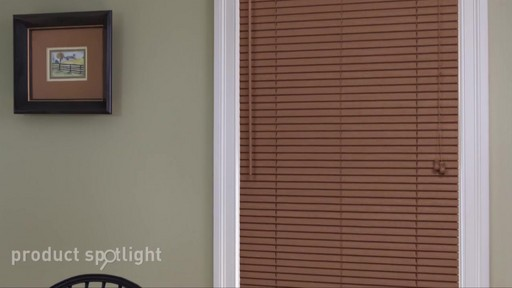 1 Inch Faux Wood Blinds: Blinds.com 1 Inch Fauxwood Blind