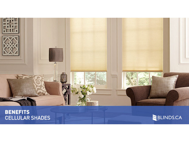 The benefits of cellular shades - Benefits of cellular shades ...