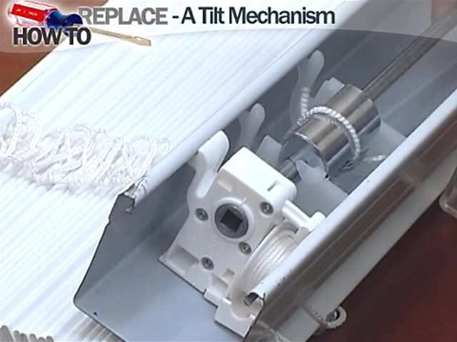 How to Fix Blinds: Replace a Tilt Mechanism - Blinds.com DIY - image 6 from the video