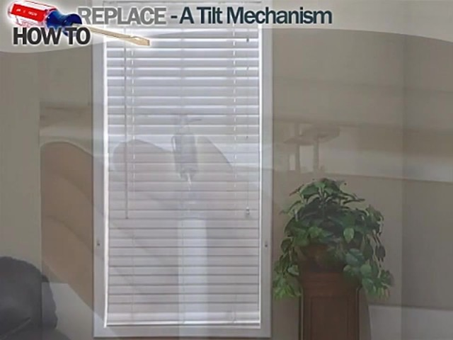 How to Fix Blinds: Replace a Tilt Mechanism - Blinds.com DIY - image 8 from the video
