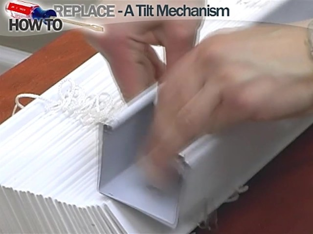 How to Fix Blinds: Replace a Tilt Mechanism - Blinds.com DIY - image 9 from the video