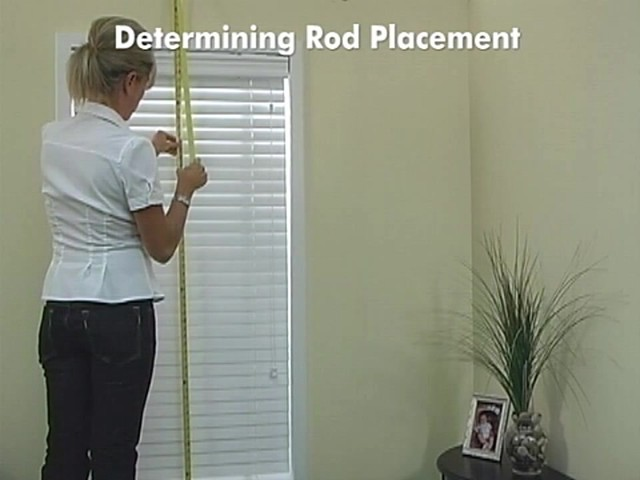 How to Install Drapery Panels Video - Rod Pocket Window Curtains - image 1 from the video
