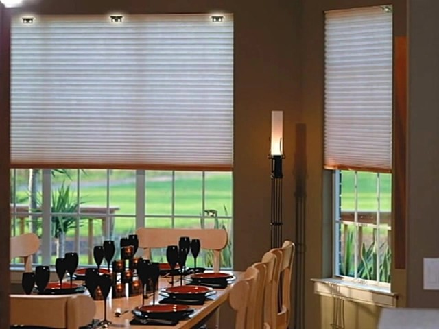 How to Install Inside Mount Cellular Shades - Blinds.com - image 7 from the video