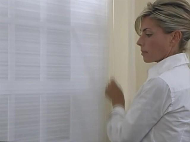 How to Install Sheer Horizontal Shades - Outside Mount - Blinds.com DIY - image 9 from the video