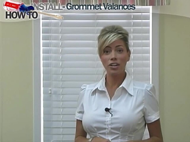 How to Install a Grommet Valance - Blinds.com - image 1 from the video