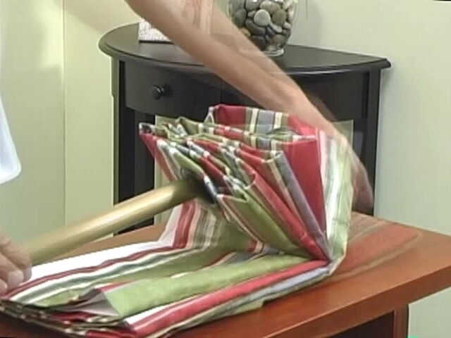 How to Install a Grommet Valance - Blinds.com - image 8 from the video