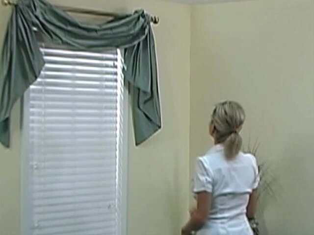 How to Install a Swag Valance - Blinds.com Fabric Valance DIY - image 1 from the video