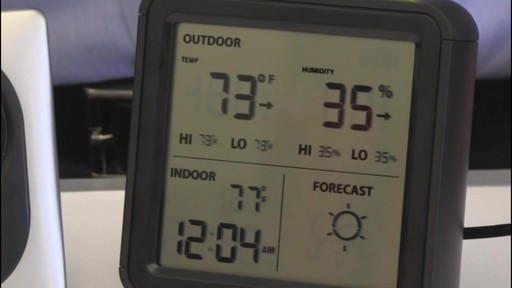How to get started: Wireless Weather Forecaster - image 8 from the video